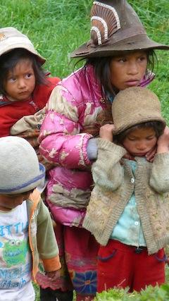rencontre quechua